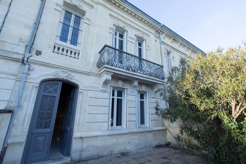Vente de prestige maison / villa Bordeaux 1 055 000€ - Photo 1