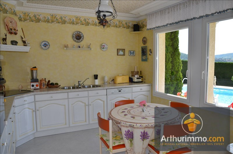 Vente maison / villa Davezieux 470 000€ - Photo 5