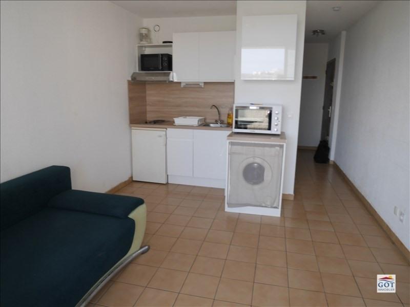 Locação apartamento Canet en roussillon 410€ CC - Fotografia 2