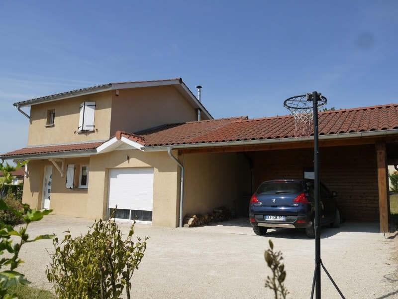 Vente maison / villa Chonas l amballan 308500€ - Photo 1