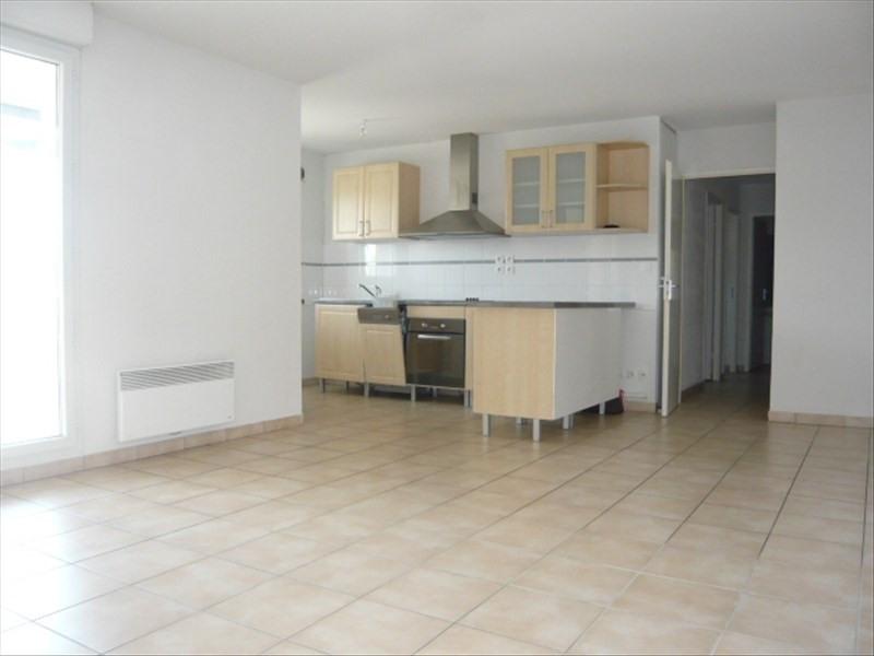 Rental apartment Aussonne 654€ CC - Picture 1