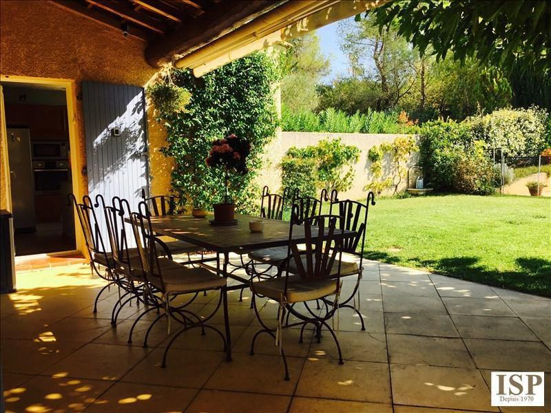 Vente de prestige maison / villa Les milles 655100€ - Photo 4