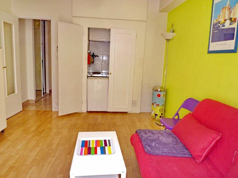 Rental apartment Nice 540€ CC - Picture 5