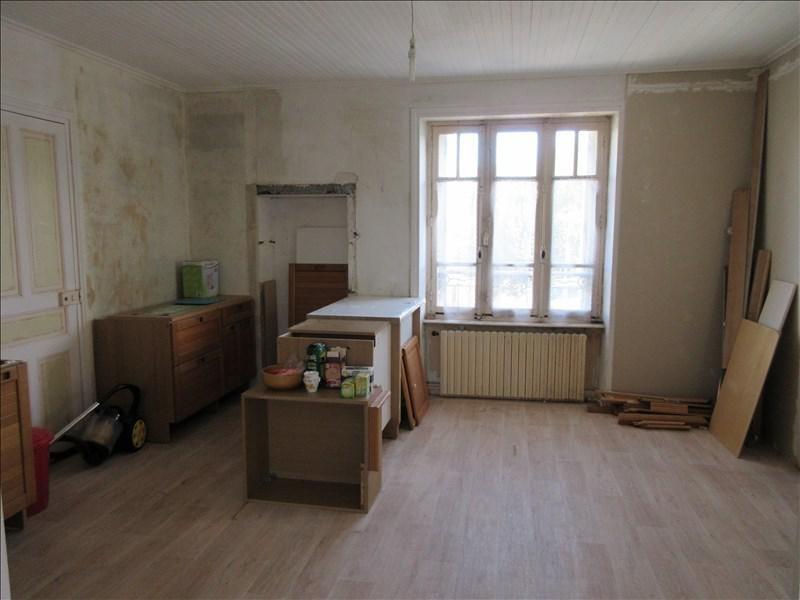 Sale house / villa Pont-croix 89250€ - Picture 2