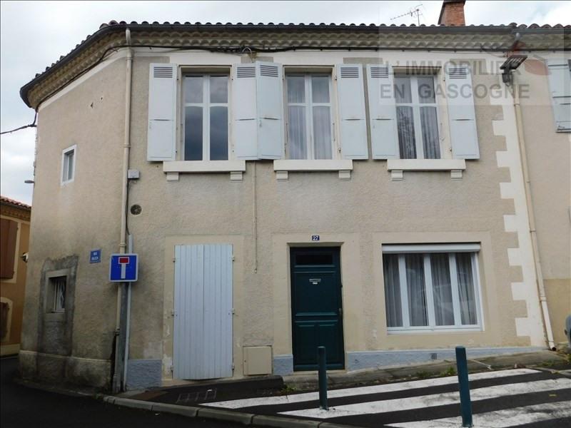 Verkoop  huis Auch 135000€ - Foto 1