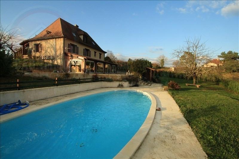 Sale house / villa Bergerac 318000€ - Picture 1