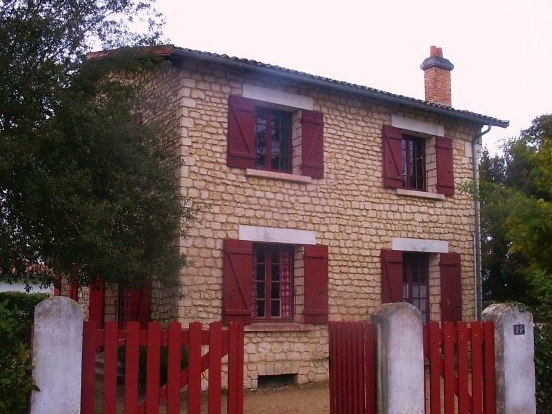Location vacances maison / villa Saint-palais-sur-mer 1520€ - Photo 1