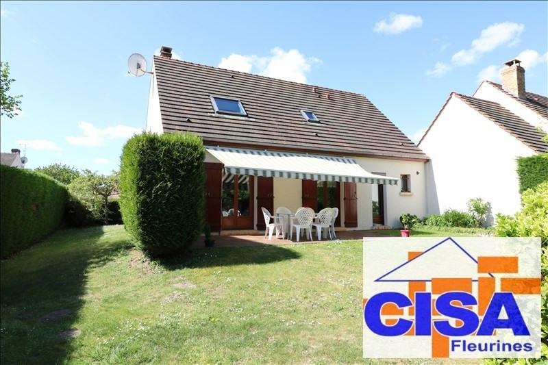 Sale house / villa Verneuil en halatte 259000€ - Picture 2