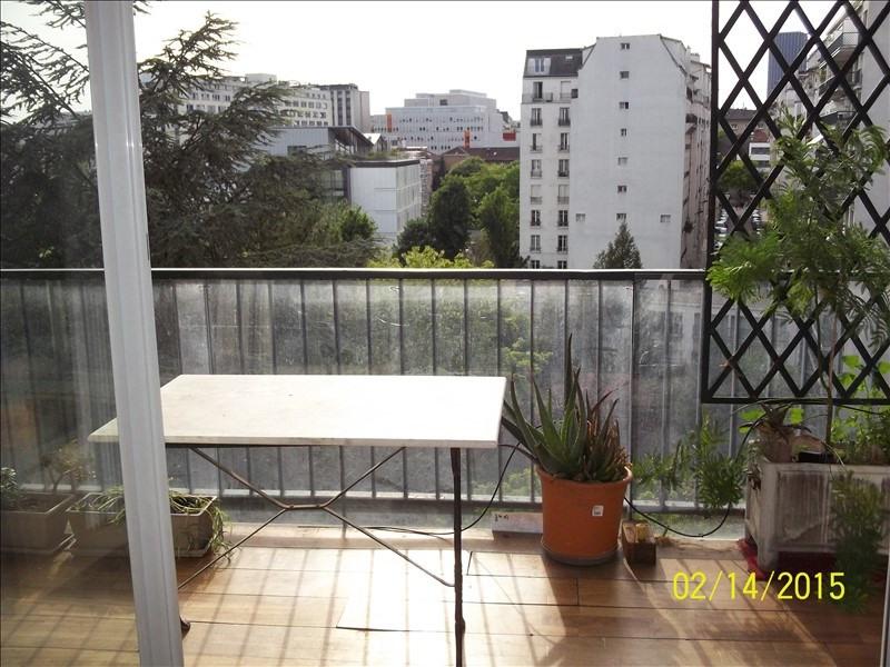 Vente de prestige appartement Paris 13ème 1030000€ - Photo 4