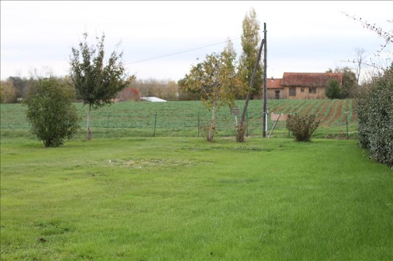 Sale site Castelmayran 48500€ - Picture 1