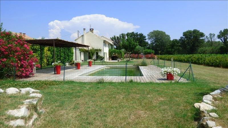 Sale house / villa Violes 546000€ - Picture 3