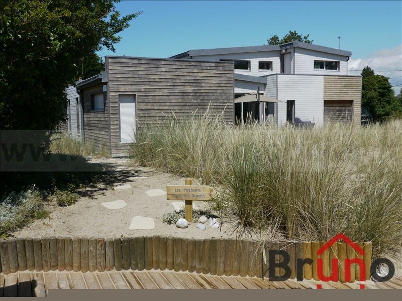 Vente de prestige maison / villa Fort mahon plage 595000€ - Photo 1