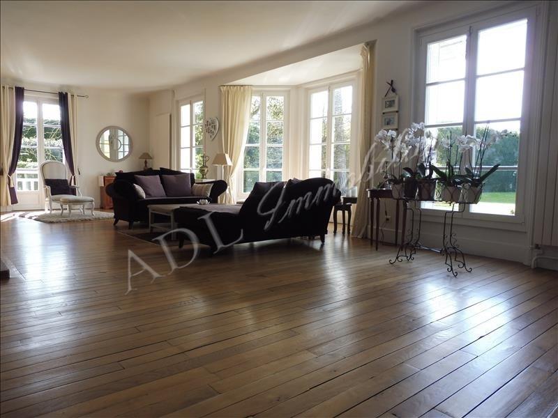 Deluxe sale house / villa Gouvieux 1090000€ - Picture 2