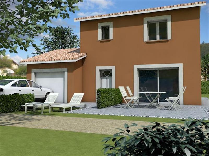 Maison  5 pièces + Terrain 600 m² Belleville par MAISONS ARLOGIS