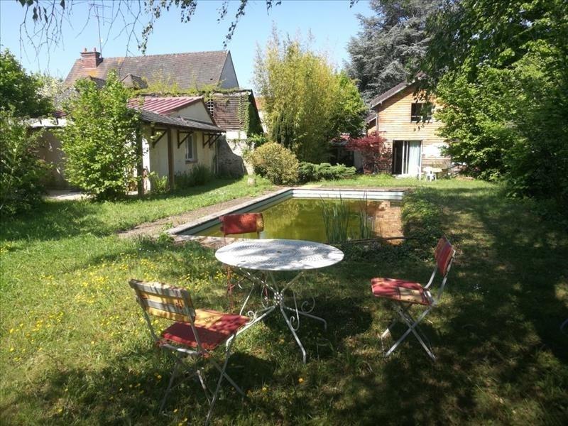 Vente maison / villa Bois le roi 540000€ - Photo 1