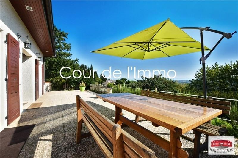 Vente de prestige maison / villa Sciez 774000€ - Photo 1