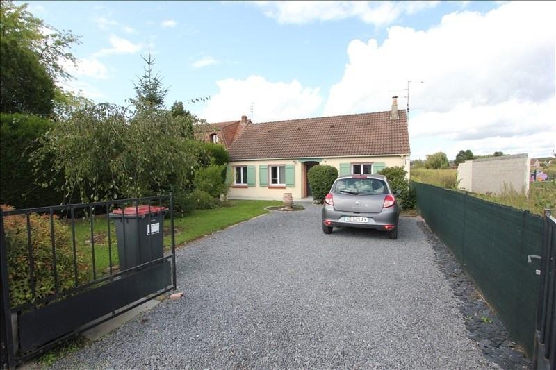 Sale house / villa Leforest 172000€ - Picture 2