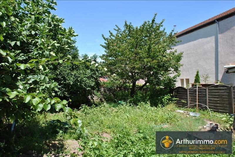 Vente maison / villa Bourgoin jallieu 240000€ - Photo 4