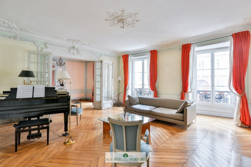 Vente de prestige appartement Paris 9ème 1550000€ - Photo 1