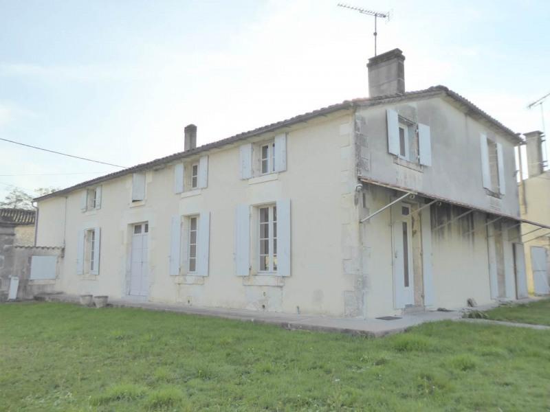 Vente maison / villa Gensac-la-pallue 194250€ - Photo 1