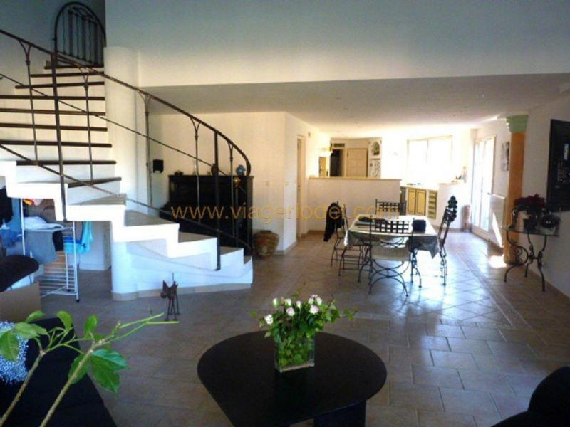 Vendita nell' vitalizio di vita casa Villecroze 144000€ - Fotografia 3