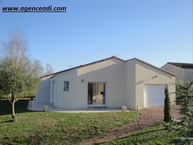 Vente maison / villa La creche centre 228000€ - Photo 1