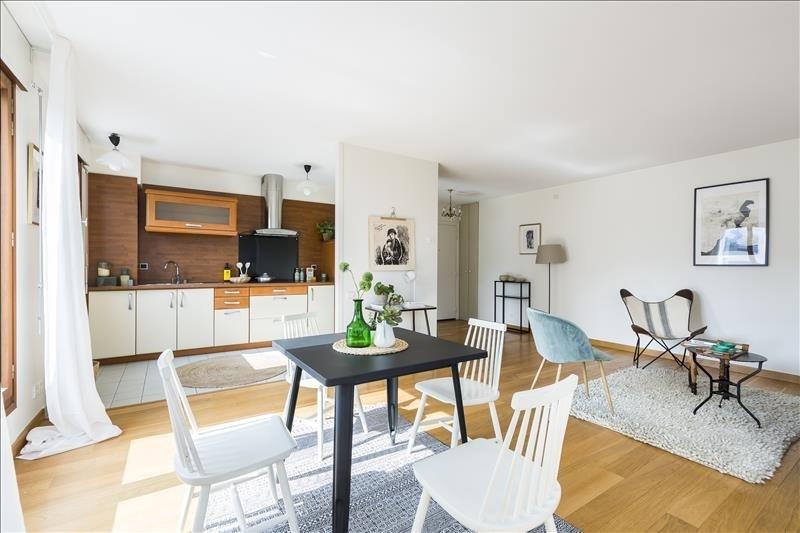 Vente appartement Issy les moulineaux 530000€ - Photo 3