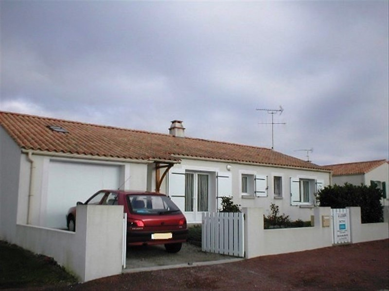 Rental house / villa Belleville sur vie 600€ CC - Picture 1
