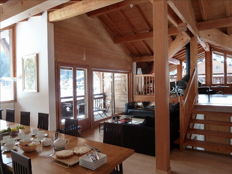 Vente de prestige maison / villa Montriond 1295000€ - Photo 3