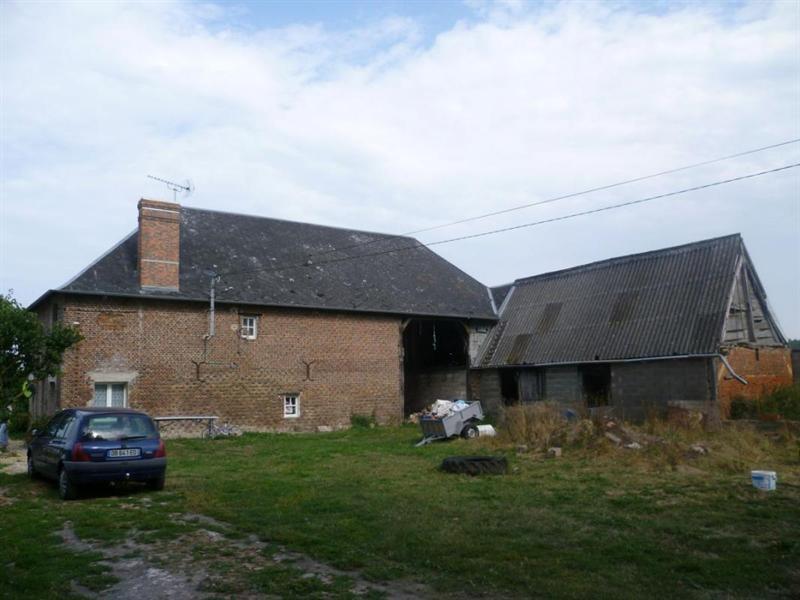 Vente maison / villa Orbec 127000€ - Photo 1