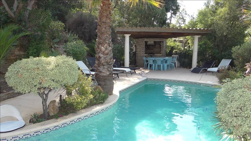 Deluxe sale house / villa Rayol canadel sur mer 755000€ - Picture 2