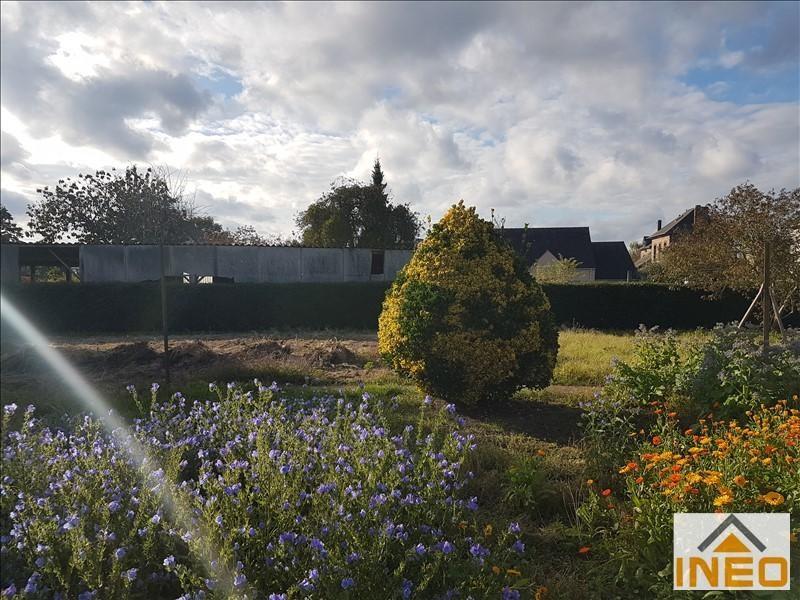 Vente terrain La chapelle chaussee 58300€ - Photo 2