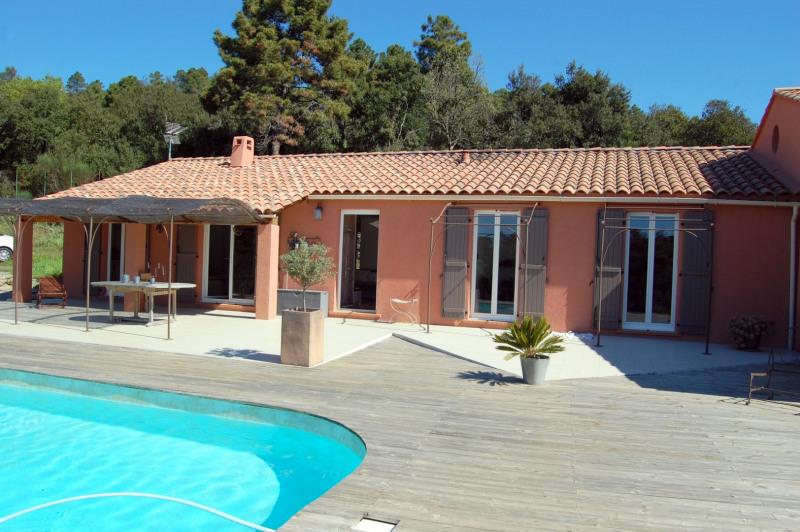 Venta de prestigio  casa Montauroux 535000€ - Fotografía 5