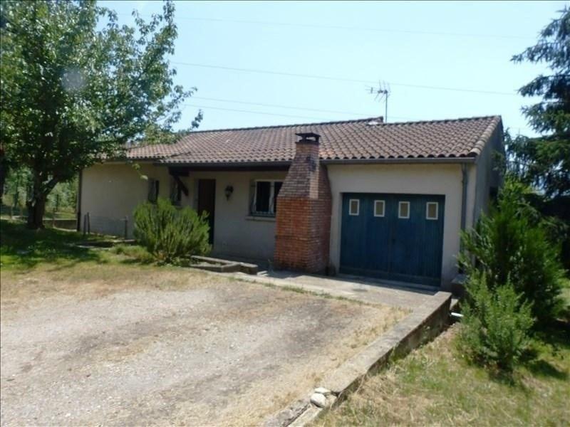 Sale house / villa Environs de mazamet 149000€ - Picture 1