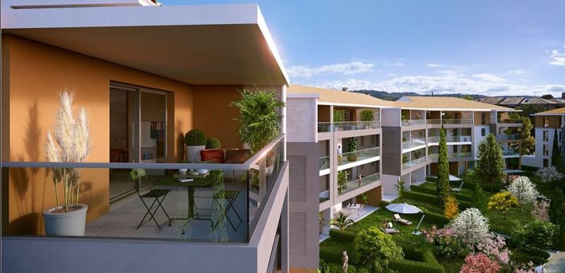 Les jardins de galice programme immobilier neuf aix en for Jardin terrasse immobilier