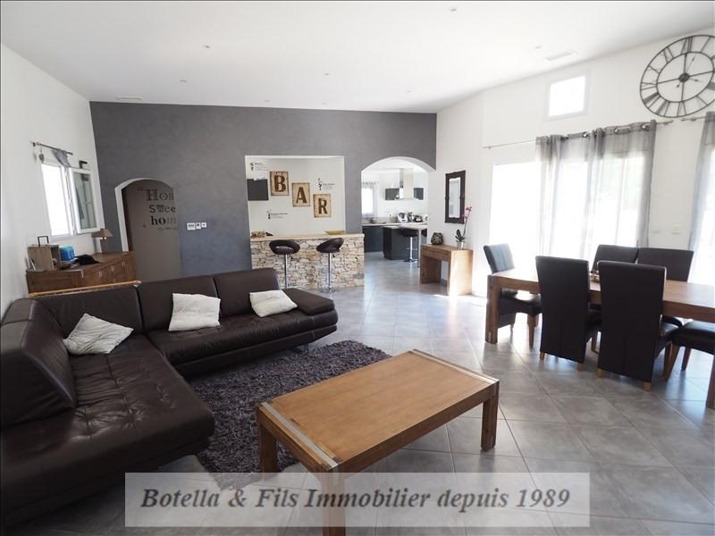 Vente maison / villa Uzes 470000€ - Photo 3