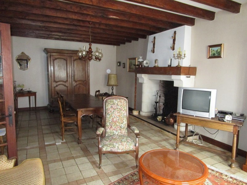 Sale house / villa Beauronne 128000€ - Picture 5
