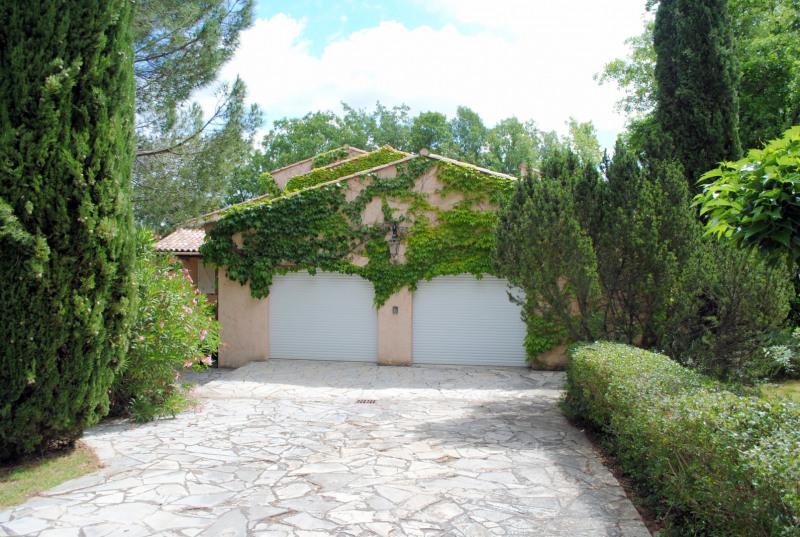 Vente maison / villa Bagnols-en-forêt 525000€ - Photo 13