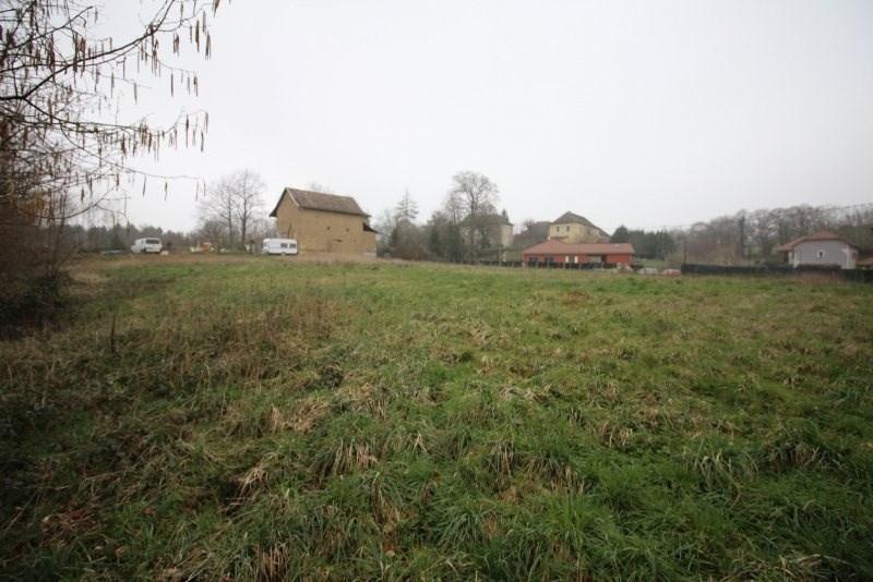 Vente terrain Corbelin 72000€ - Photo 1