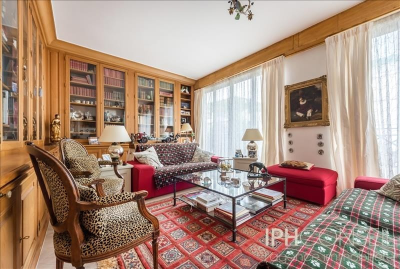 Deluxe sale apartment Neuilly sur seine 1900000€ - Picture 2
