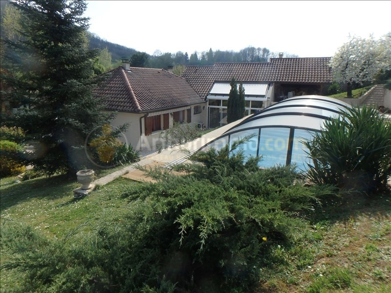 Vente de prestige maison / villa Journans 650 000€ - Photo 2