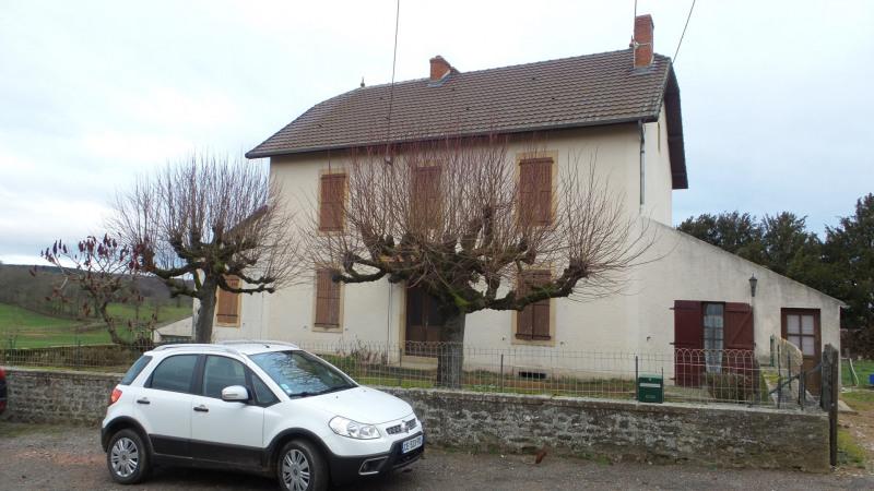 Vente maison / villa Marcilly-la-gueurce 160000€ - Photo 2
