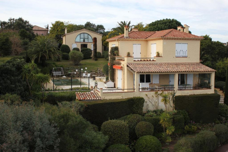 Verkauf von luxusobjekt haus Vallauris 2900000€ - Fotografie 1