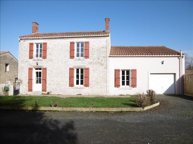 Location maison / villa St sigismond 654€ CC - Photo 1