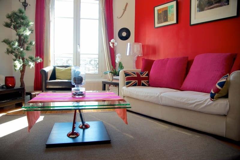 Sale apartment Boulogne billancourt 445000€ - Picture 2