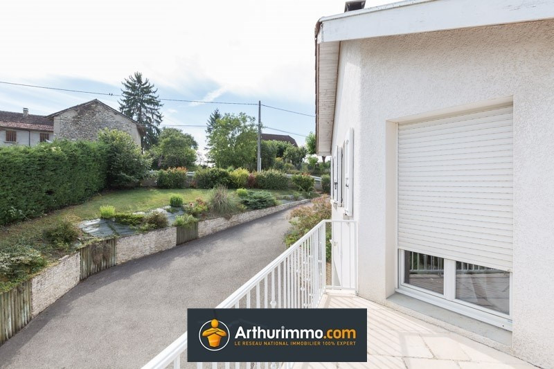 Sale house / villa Morestel 344900€ - Picture 3