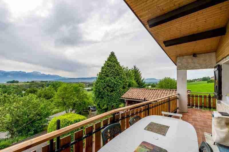 Vente de prestige maison / villa Poisy 599000€ - Photo 6
