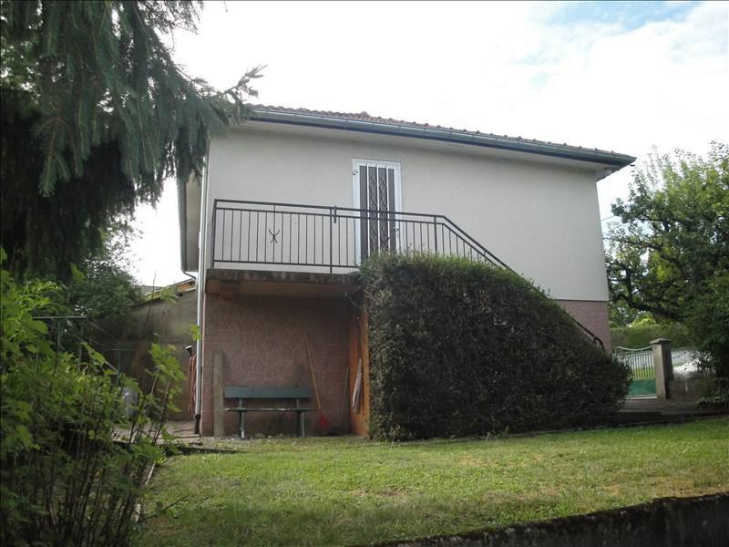 Venta  casa Mandeure 109000€ - Fotografía 2
