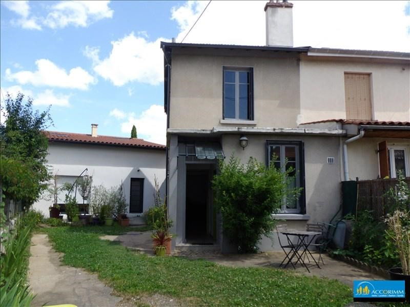 Aрендa дом Villeurbanne 950€ +CH - Фото 1