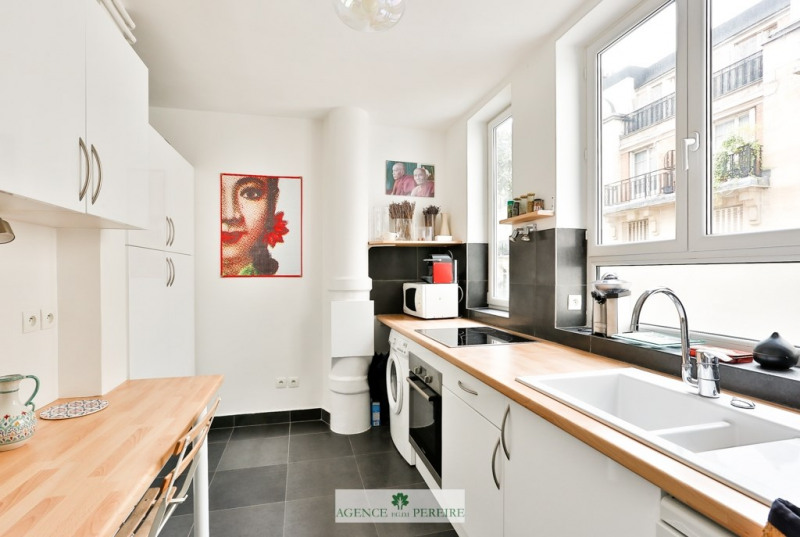 Deluxe sale apartment Paris 17ème 1 190 000€ - Picture 3